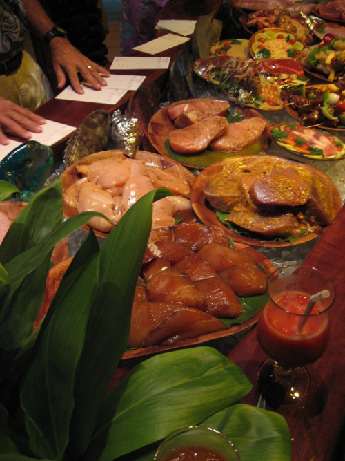 Seafood-and-cocktail-feast